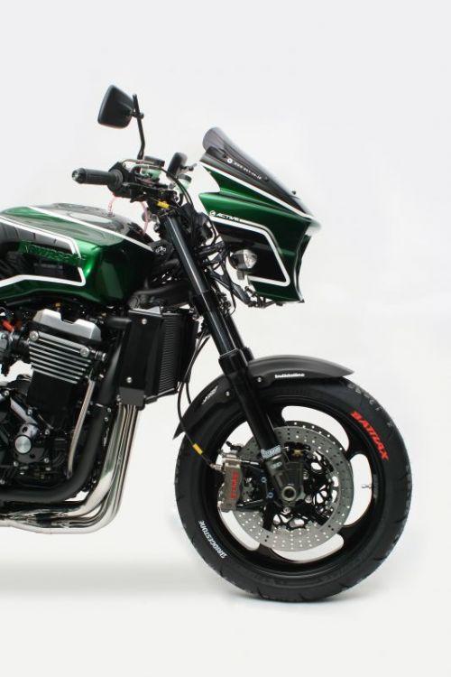 スーパーセール バイク用品GALESPEED F 350-17 GLD [TYPE-GP1S] ZRX1200 DAEG 09-12 Z1000 07-09ゲイルスピード 28875021 取寄品