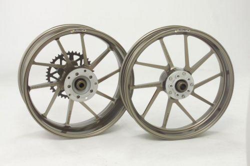 スーパーセール バイク用品GALESPEED R 550-17 ブロンズ [TYPE-R] MT-07 14-16(ABS不可) MT-09 14(ABS不可)ゲイルスピード 28334126 取寄品