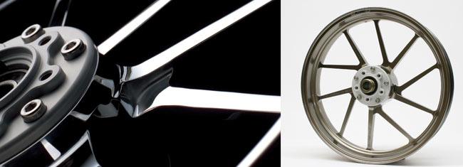 スーパーセール バイク用品GALESPEED F 350-17 ブロンズ [TYPE-R] MT-07 14-16(ABS不可)ゲイルスピード 28334031 取寄品