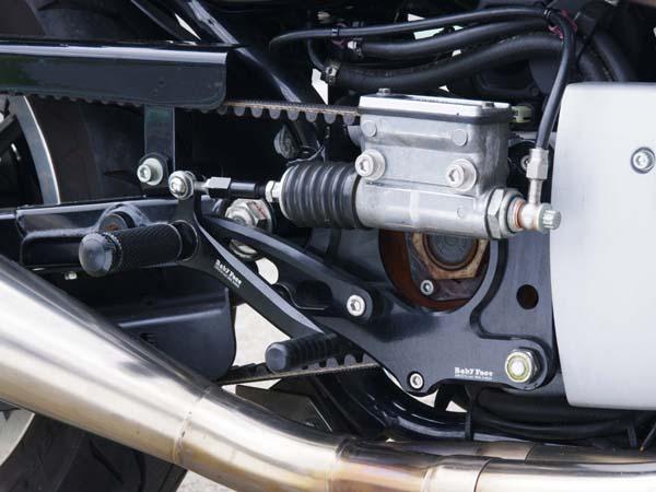 スーパーセール バイク用品 駆動系 その他(駆動系)ベビーフェイス スプロケットカバー ブラック XLH883 1200 5SBABYFACE 002-HD004BK 取寄品