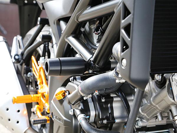 バイク用品 外装 ガード&スライダーベビーフェイス フレームスライダー SV650 ABS 16-BABYFACE 006-SS022 取寄品