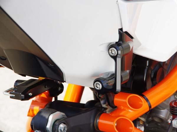 スーパーセール バイク用品 外装 フレームベビーフェイス レーシングフック GLD KTM RC8 RBABYFACE 005-FKT01GD 取寄品
