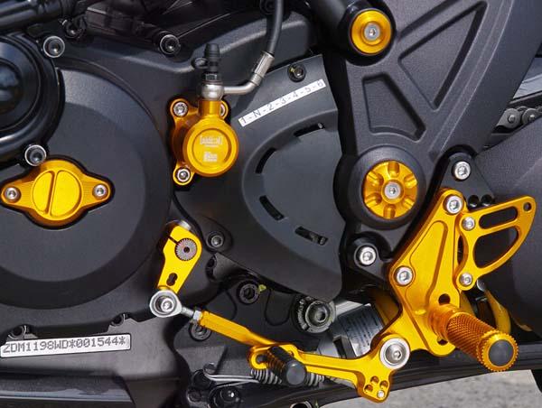 スーパーセール バイク用品 駆動系 クラッチ&ミッションベビーフェイス クラッチレリーズ シルバー φ30 DUCATIBABYFACE 005-ED015-30SV 取寄品