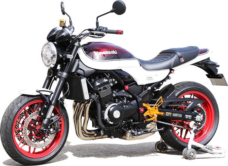 スーパーセール バイク用品 メンテナンス メンテナンススタンドベビーフェイス スイングアームスタンドフック Vタイプ GLD S1000RR 17-BABYFACE 005-FV803GD 取寄品