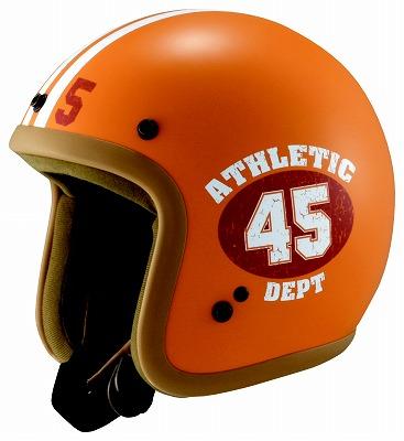 スーパーセール バイク用品 ヘルメット ヘルメットライズ ATHELTIC45ヘルメット #XLRIDEZ 4527625038288 取寄品