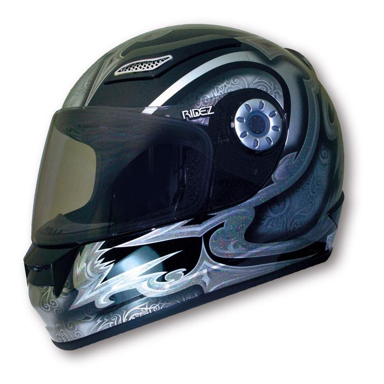 スーパーセール バイク用品 ヘルメット ヘルメットライズ SPEED HEADZ ROW ZERO SHR-01 ブラック シルバー #SRIDEZ 4527625073395 取寄品