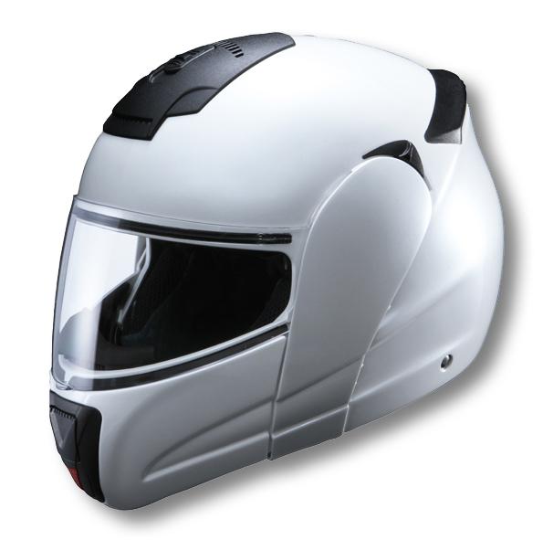 バイク用品 ヘルメット ヘルメットライズ ヘルメット OC CRYSTAL WHITE XL(61-62cm)RIDEZ 4527625081413 取寄品 セール