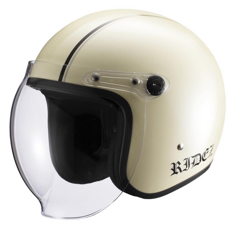 セール バイク用品 ヘルメット ヘルメットライズ ヘルメット JB IV BK GM 57-60cm未満RIDEZ 4527625090712 取寄品