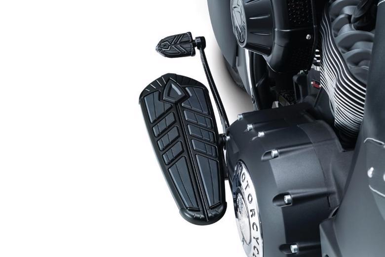 年末年始セール NewYearSALE バイク用品 ステップ その他(ステップ)クリアキン スピアシフト&ブレーキペグ S.BLK INDIAN CHIEFTAINKuryakyn 5751 取寄品