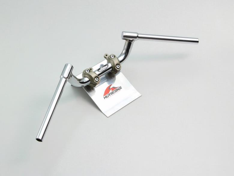 バイク用品 ハンドル ハンドルハリケーン FATコンドル クロームメッキ 専用ハンドル XSR900HURRICANE HB0295C-10 取寄品