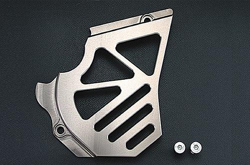 スーパーセール バイク用品 吸気系&エンジン クランクケース&クランクシャフト&エンジンカバーAELLA スプロケカバー(レーシング) チタン DUCATIアエラ AE-53002 TI 取寄品