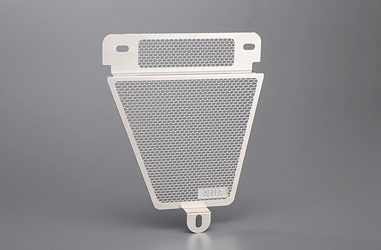 スーパーセール バイク用品 冷却系 オイルクーラーAELLA オイルクーラープロテクター ステンレス ドゥカティ 749 999アエラ AE-57001 取寄品