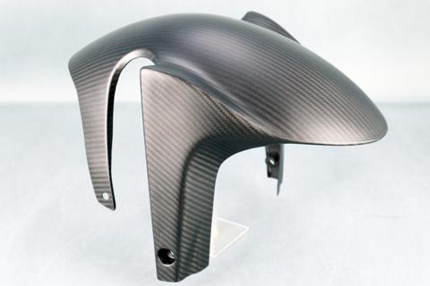 バイク用品 外装 フェンダーA-TECH フロントフェンダーSTD(クリア塗装)CDC RSV4 09-エーテック AP00125-C 取寄品 セール
