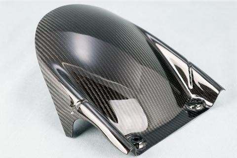 バイク用品 外装 フェンダーA-TECH リアフェンダーSTD (クリア塗装) DC RSV4 09-エーテック AP00135 取寄品 セール