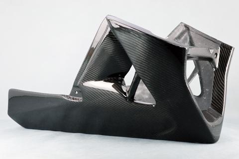 バイク用品 外装 フェンダーA-TECH アンダーカウルSPL(S) (ク塗装)KDC TUONO 15-エーテック AP00695-KD 取寄品 セール