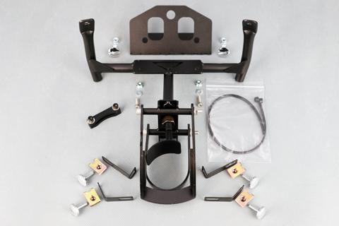 バイク用品 外装 フェンダーA-TECH G310SSコンプリートキット用ステーセット G310R(SS) 17エーテック BM31150-S 取寄品