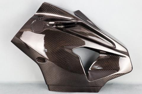 バイク用品 外装 フェンダーA-TECH RC用サイドカウルSPL(Lのみ)FW G310R(SS) 17エーテック BM31170-R02-L 取寄品