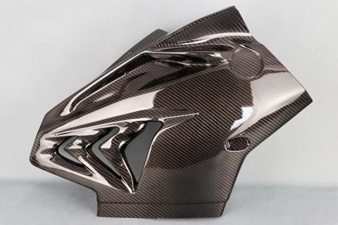 バイク用品 外装 フェンダーA-TECH RC用サイドカウルSPL(Rのみ)FB G310R(SS) 17エーテック BM31171-R02-R 取寄品