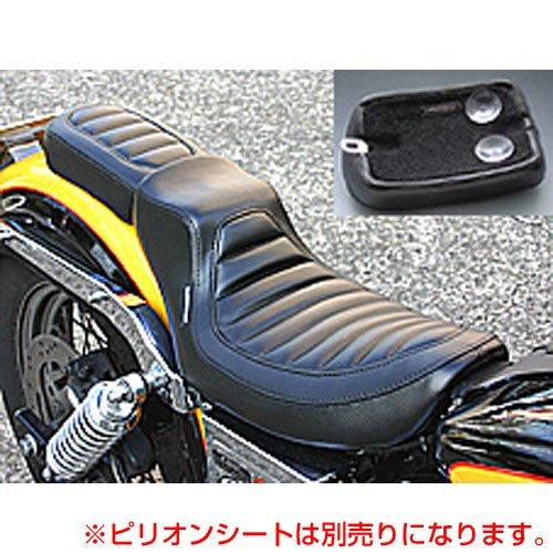 スーパーセール バイク用品 外装 シートEASYRIDERS デラックスDTシングルシート BK 06 DYNAイージーライダース H2371 取寄品
