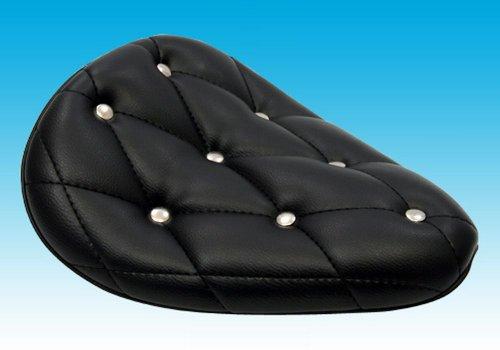 スーパーセール バイク用品 外装 シートEASYRIDERS MBソロシート レトロ BLK ハンヨウイージーライダース 1951-BK 取寄品