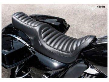 スーパーセール バイク用品 外装 シートEASYRIDERS デラックスツーリングシート 09y~ ツーリングモデルイージーライダース H0364 取寄品
