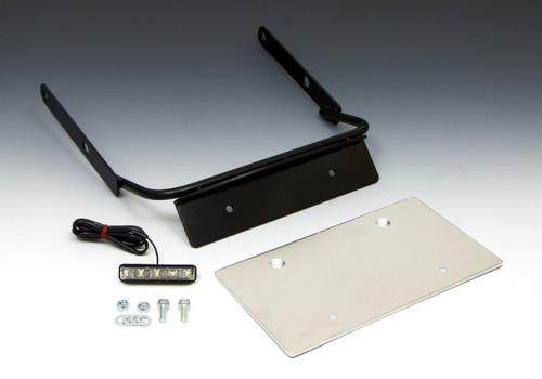 セール バイク用品 電装系 テールランプ/関連パーツEASYRIDERS ナンバープレートリロケーションKIT 13-ブレイクアウト用イージーライダース H5176 取寄品