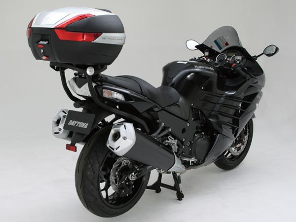 バイク用品 ケース(バッグ) キャリア 車両用ハードケースデイトナ DAYTONA 4106FZモノラック用フィッティング ZX-14R94047 4909449487532取寄品 セール