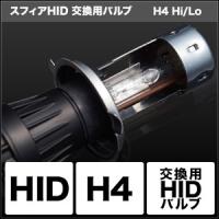 スーパーセール バイク用品 電装系 ヘッドライト&ヘッドライトバルブスフィアライト HID交換用バルブ H4 Hi Lo 6000KSPHERELIGHT SHCLC060 取寄品