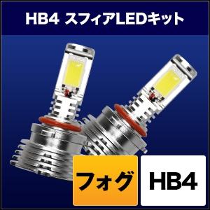 セール バイク用品 電装系 ヘッドライト&ヘッドライトバルブスフィアライト スフィアLED フォグ用 HB4 6000KSPHERELIGHT SHKPG060-S 取寄品