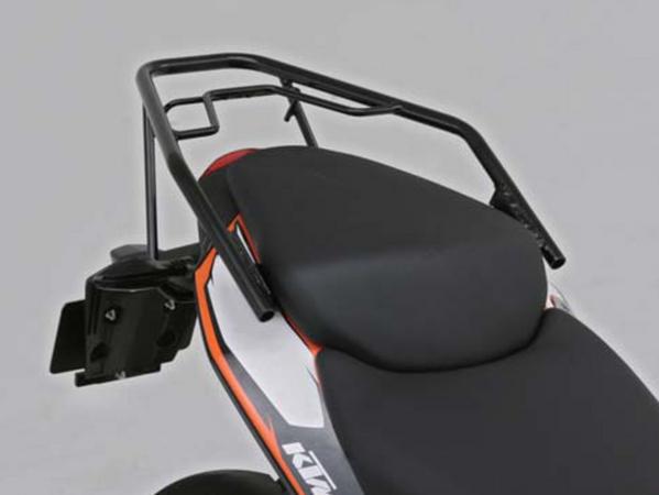 セール バイク用品 外装 タンデム関連DAYTONA グラブバーキャリア,DUKE125デイトナ 75504 取寄品