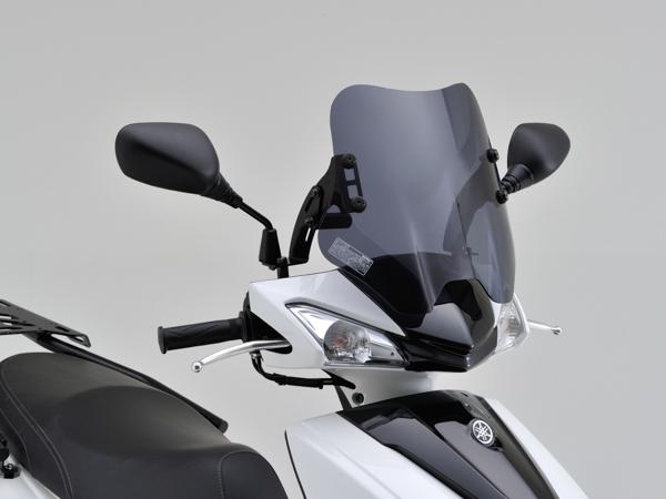 バイク用品 外装 スクリーンデイトナ DAYTONA ウインドシールドSS: シグナスX B8S199186 4909449536674取寄品 スーパーセール