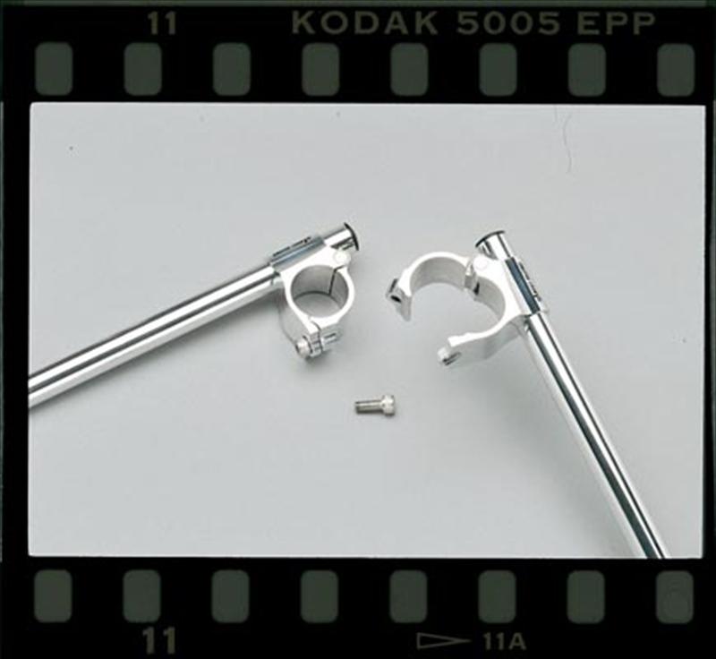 バイク用品 ハンドル ハンドルサンセイレーシング エンデュランスステアリングSLV アルマイト KIT 52mm 10?SANSEIRACING 0-35-5072 取寄品 セール
