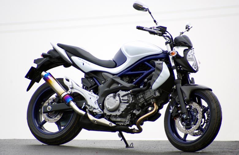 スーパーセール バイク用品 マフラー 4ストスリップオン&ボルトオンマフラーサンセイレーシング ステンレス リア エキゾースト JMCA GLADIUS650 400SANSEIRACING 0-22-ZSS3610J 取寄品