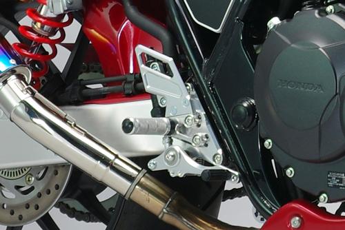 スーパーセール バイク用品 ステップ ステップ&ステップボード&タンデムキットサンセイレーシング ZNICマルチステップ ケミカルポリッシュ CB400SF SB SPEC3・REVOSANSEIRACING 0-6-ZB1421P 取寄品