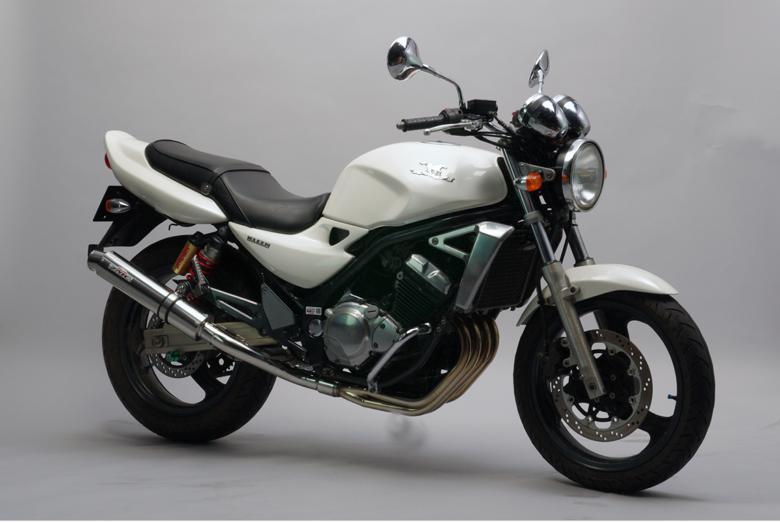 バイク用品 マフラー 4ストフルエキゾーストマフラーサンセイレーシング フルエキゾースト ステン ステンレス BALIUS2 BA-ZR250BSANSEIRACING 0-22-ZFS4221J 取寄品 セール