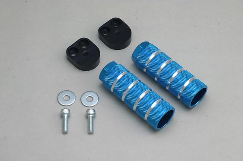 スーパーセール バイク用品 ステップ ステップ&ステップボード&タンデムキットアディオ バックステップキット ブルー NMAX EBJ-SE86J(2DS2)ADIO BK42205 取寄品