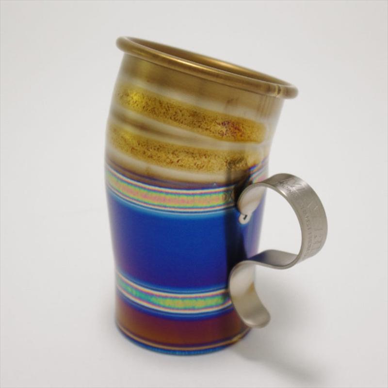 セール バイク用品 アクセサリー その他(アクセサリー)マーベリック チタンカップ Indigo インディゴMAVERICK MVTC-IN 取寄品