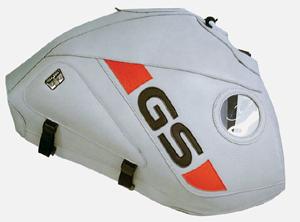 スーパーセール バイク用品 ケース(バッグ) キャリア 車両用ソフトバッグBAGSTER タンクカバー ライトグレー レッド R1150GS ADVENTURE (30 LITRE TANK) 02-06バグスター 1450A 取寄品