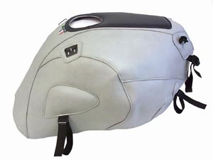 バイク用品 ケース(バッグ) キャリア 車両用ソフトバッグBAGSTER タンクカバー ライトグレー V11 SPORT 01-03バグスター 1407A 取寄品