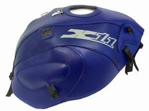 スーパーセール バイク用品 ケース(バッグ) キャリア 車両用ソフトバッグBAGSTER タンクカバー バルティックブルー X11 00-03バグスター 1398A 取寄品
