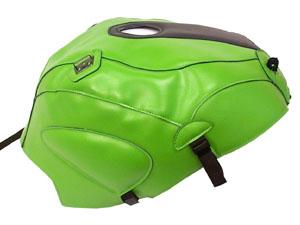 バイク用品 ケース(バッグ) キャリア 車両用ソフトバッグBAGSTER タンクカバー LAWNグリーン ZX-12R 00-05バグスター 1404A 取寄品