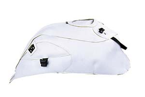 バイク用品 ケース(バッグ) キャリア 車両用ソフトバッグBAGSTER タンクカバー ホワイト Buell S1W S3 M2バグスター 1367A 取寄品