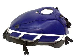 バイク用品 ケース(バッグ) キャリア 車両用ソフトバッグBAGSTER タンクカバー ブルー ホワイト ブラック XJR1300 00バグスター 1292M 取寄品