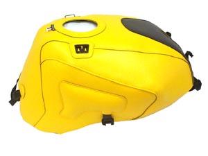 バイク用品 ケース(バッグ) キャリア 車両用ソフトバッグBAGSTER タンクカバー イエロー アンスラサイト ST2 ST3 ST4バグスター 1339E 取寄品