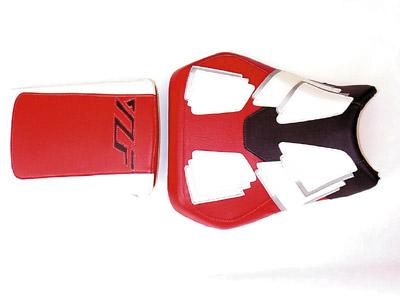 バイク用品 外装 シートBAGSTER シートカバー RD WH SL B YZF-R1 -99バグスター 2091C 取寄品