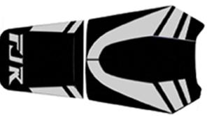 バイク用品 外装 シートBAGSTER シートカバー BLK SLV BL FJR1300 -05バグスター 2121A 取寄品