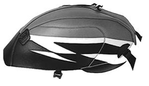 バイク用品 ケース(バッグ) キャリア 車両用ソフトバッグBAGSTER タンクカバー グレー ブラック ホワイト XJR1300(国内仕様) 00-09バグスター 1447B 取寄品