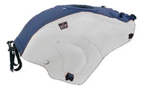 バイク用品 ケース(バッグ) キャリア 車両用ソフトバッグBAGSTER タンクカバー ブルー ホワイト R1100S R1150S 99-05バグスター 1376L 取寄品