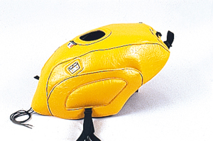 バイク用品 ケース(バッグ) キャリア 車両用ソフトバッグBAGSTER タンクカバー イエロー T595DAYTONA 97バグスター 1347A 取寄品