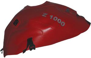 スーパーセール バイク用品 ケース(バッグ) キャリア 車両用ソフトバッグBAGSTER タンクカバー レッド Z1000 03-06バグスター 1453C 取寄品